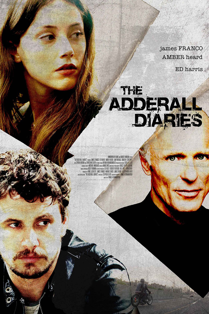 The Adderall Diaries [2015 USA Movie] Crime, Drama, Thriller