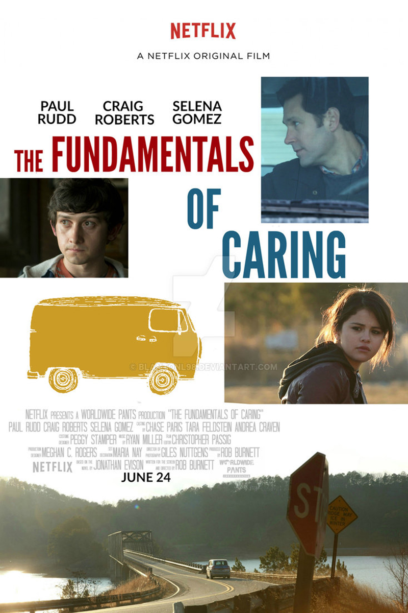 The Fundamentals of Caring [2016 USA Movie] Comedy, Drama