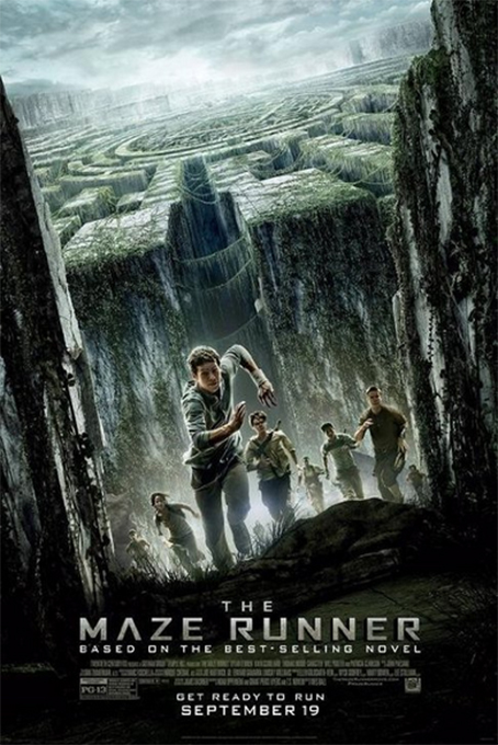Maze Runner The Scorch Trials [2015 USA Movie] Action, Sci Fi, Thriller
