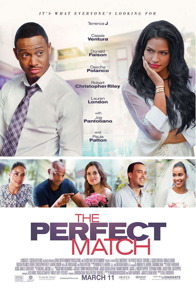 The Perfect Match [2016 USA Movie] Comedy, Romance