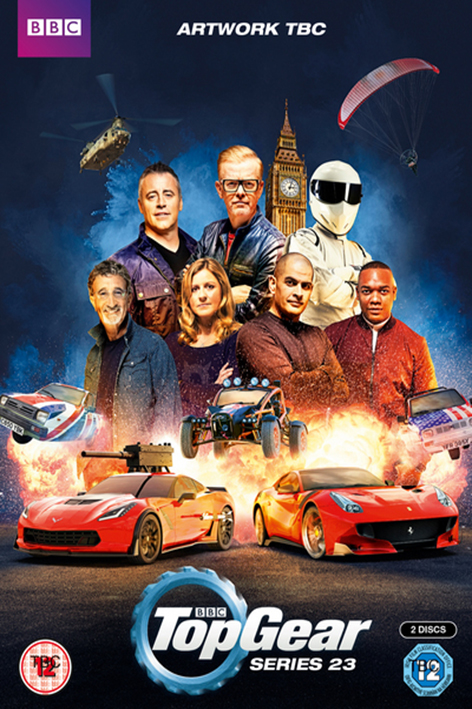 Top Gear SEASON 23 Completed [2016 USA Series]