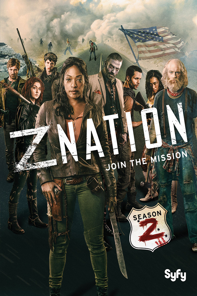Z Nation SEASON 2 Complete [2014 – Current USA Series]