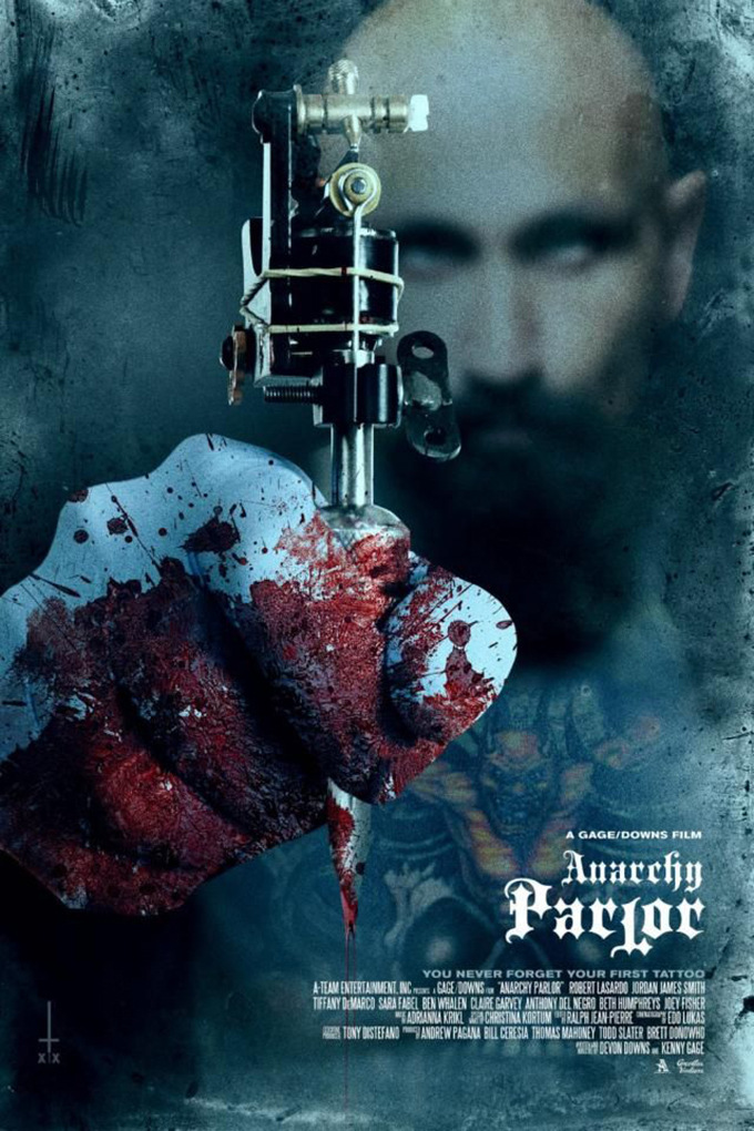 Anarchy Parlor [2015 Lithuania Movie] Horror