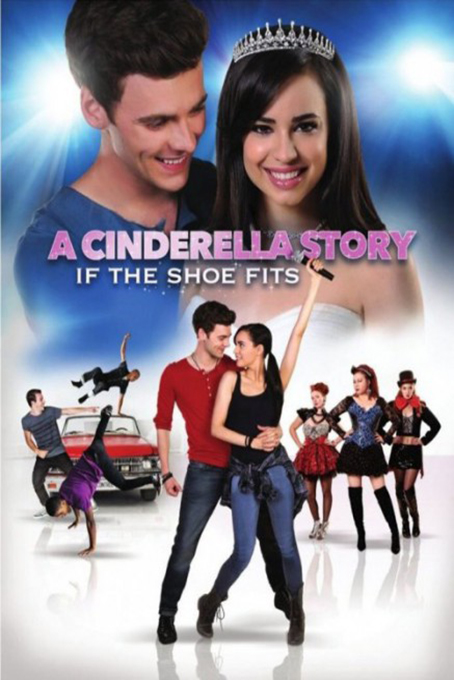 A Cinderella Story 4: If the Shoe Fits [2016 USA Movie] Romance, Family