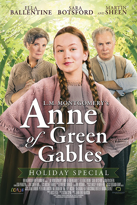 Anne of Green Gables [2016 USA Movie] Family