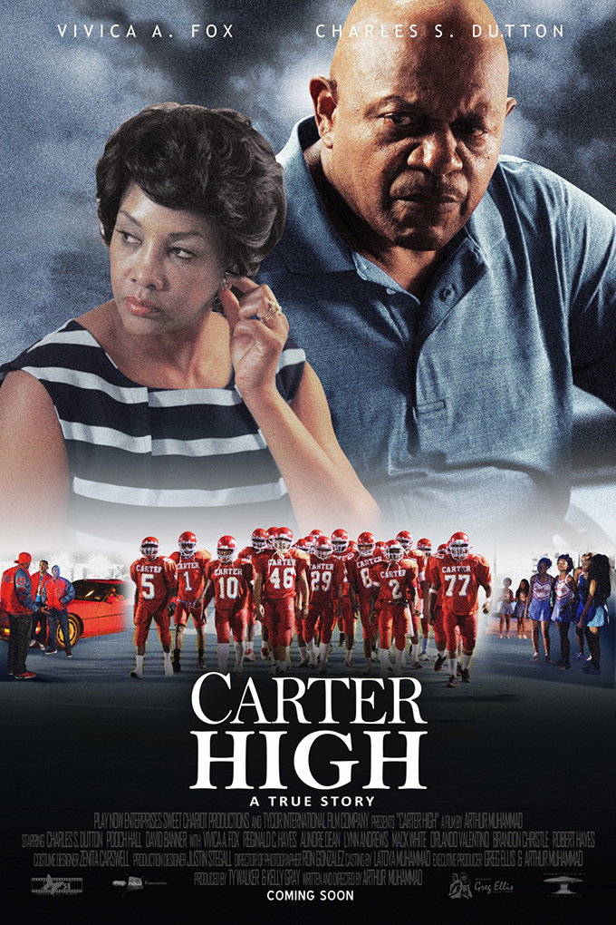 Carter High [2016 USA Movie] Crime, Drama, Sport, True Story
