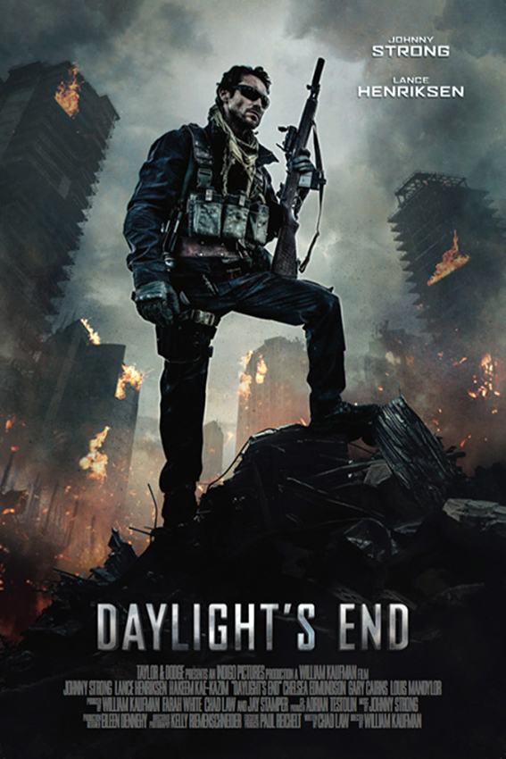 Daylight's End [2016 USA Movie] Action, Horror, Sci Fi