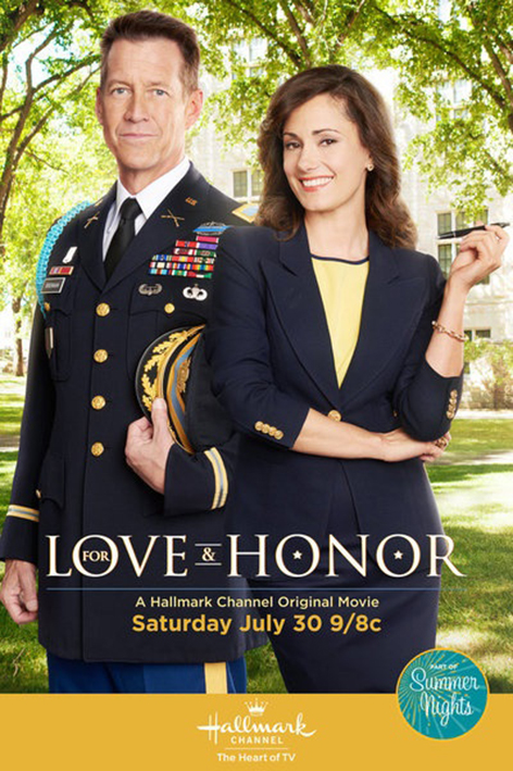 For Love and Honor [2016 USA Movie] Comedy, Drama