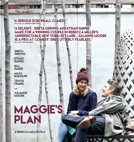 Maggie's Plan [2016 USA Movie] Comedy, Drama, Romance