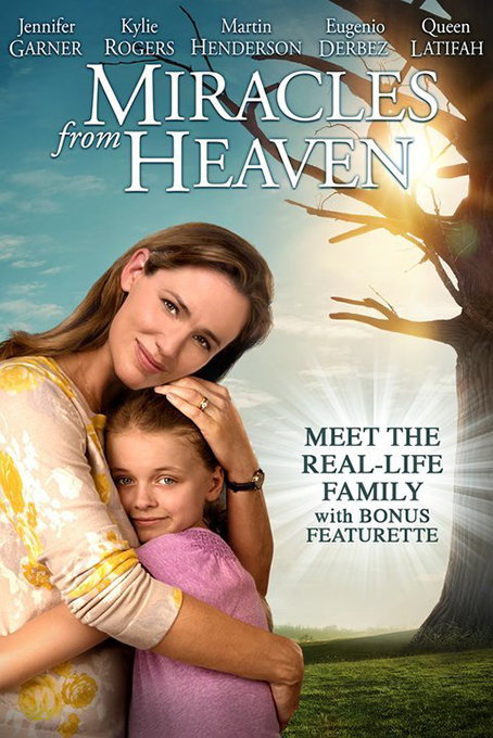 Miracles from Heaven [2016 USA Movie] Drama, True Story