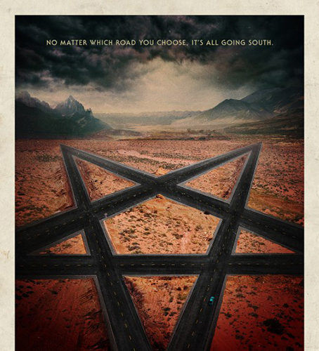 Southbound  [2016 USA Movie] Fantasy, Horror, Thriller