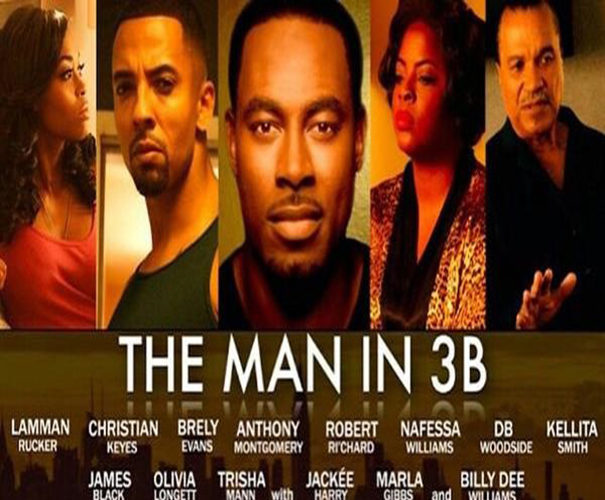 The Man in 3B [2015 USA Movie] Mystery