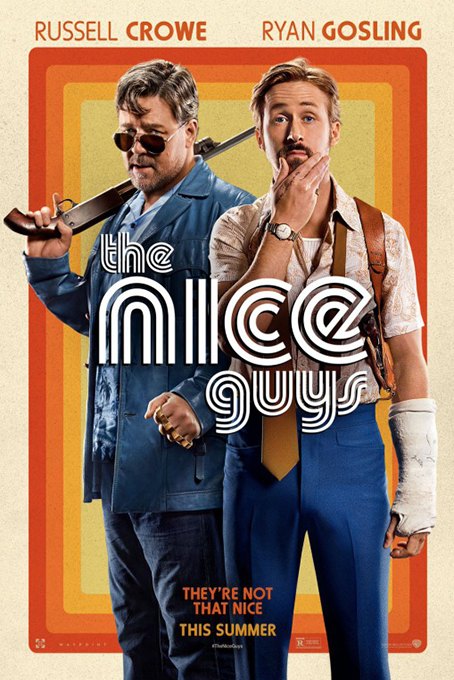 The Nice Guys [2016 USA Movie] Action, Crime, Comedy