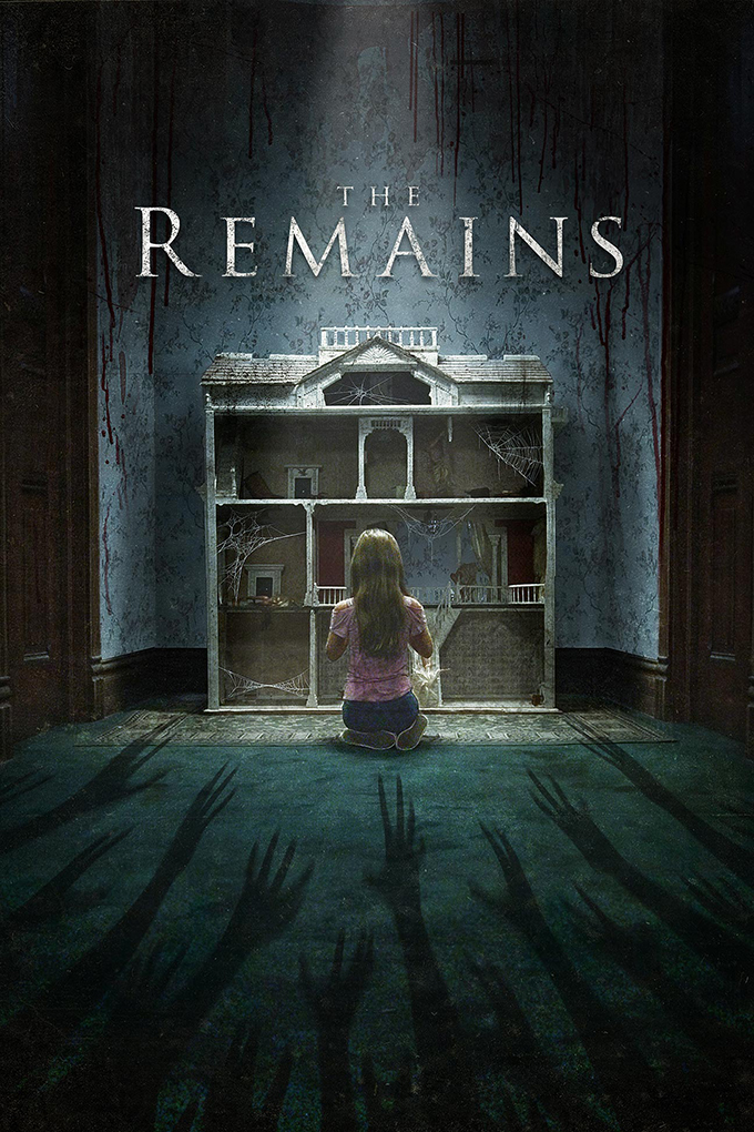 The Remains [2016 USA Movie] Horror