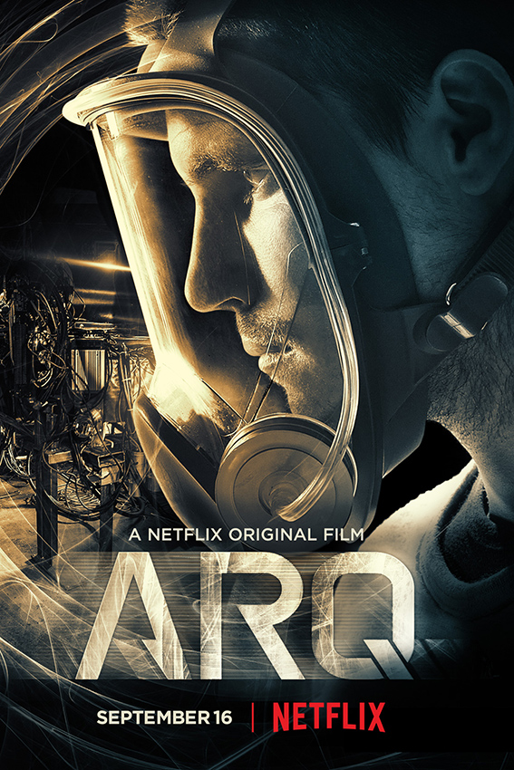 ARQ [2016 USA Movie] Sci Fi, Thriller