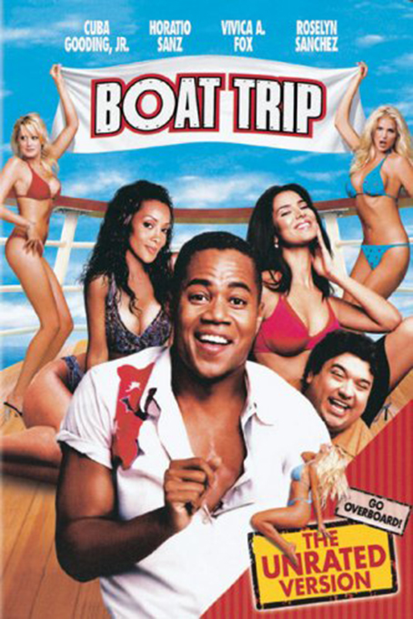 Boat Trip [2002 USA Movie] Comedy