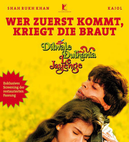 Dilwale Dulhania Le Jayenge [1995 India Movie] Comedy, Romance
