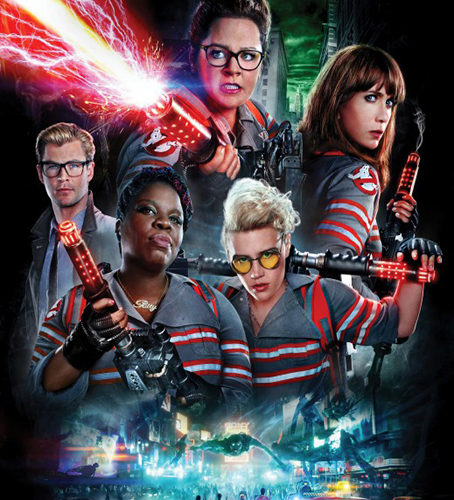 Ghostbusters [2016 USA Movie] Action, Comedy, Fantasy