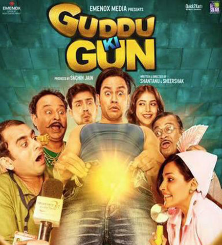 Guddu Ki Gun [2016 India Movie] Comedy
