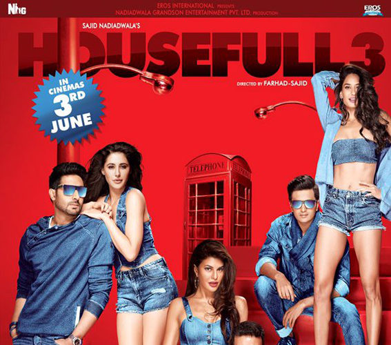 Housefull 3 [2016 India Movie] Action, Comedy, Romance