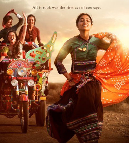 Parched [2016 India, USA & UK Movie] Drama