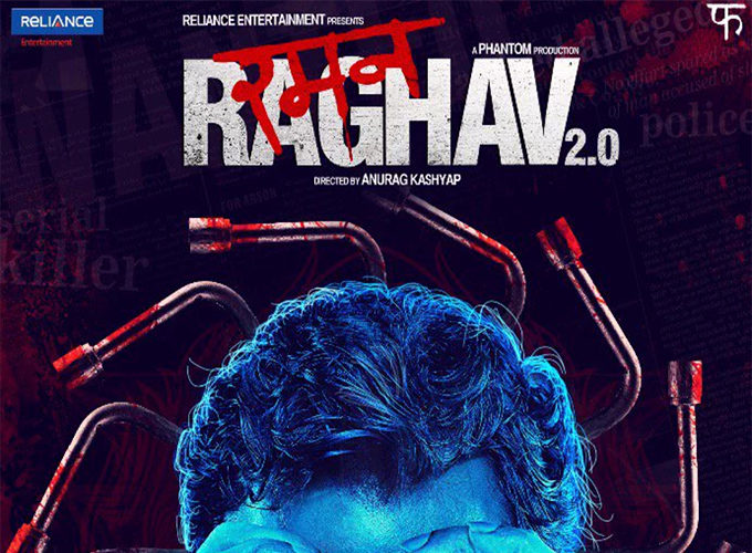 Raman Raghav 2.0 aka. Psycho Raman [2016 India Movie] Crime, Drama, Thriller