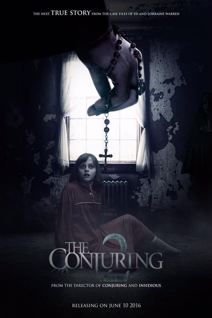 The Conjuring 2 [2016 USA Movie] Horror, Mystery, Thriller