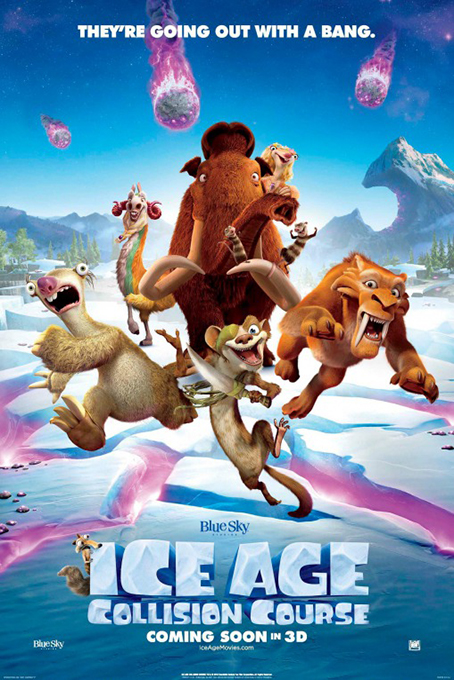 Ice Age 5: Collision Course [2016 USA Cartoon Movie] Family, Animation