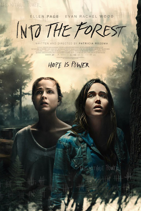Into the Forest [2016 Canada Movie] Drama, Sci Fi, Thriller