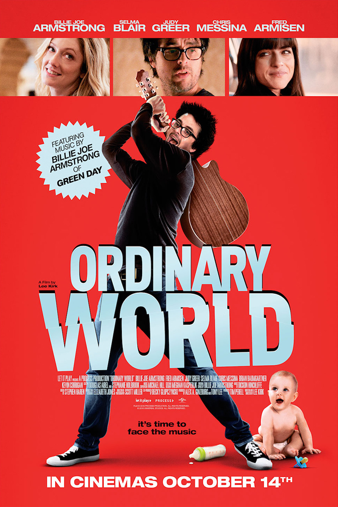 Ordinary World [2016 USA Movie] Comedy, Drama, Musical
