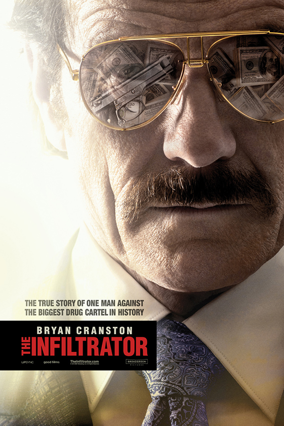 The Infiltrator [2016 UK Movie] Crime, Drama, Thriller, True Story