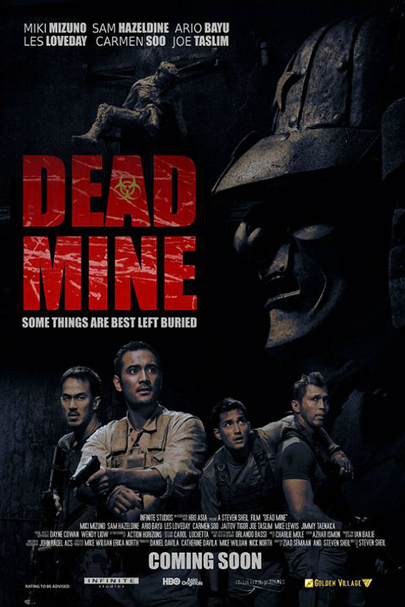 Dead Mine [2012 Indonesia Movie] Action, Horror