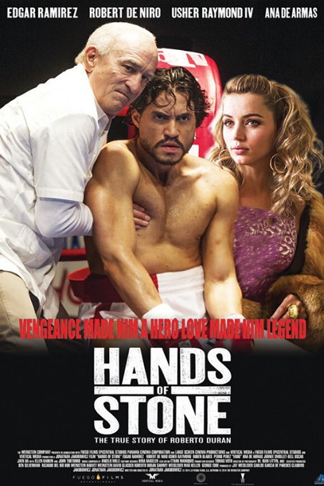 Hands of Stone [2016 USA & Panama Movie] Action, Drama, Sport, Biography, True Story