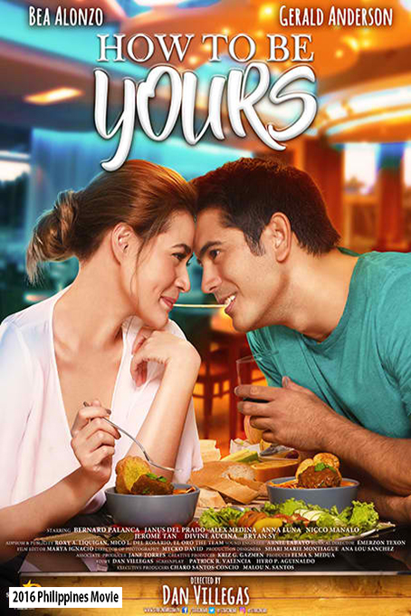 How to be Yours [2016 Philippines Movie] Romance