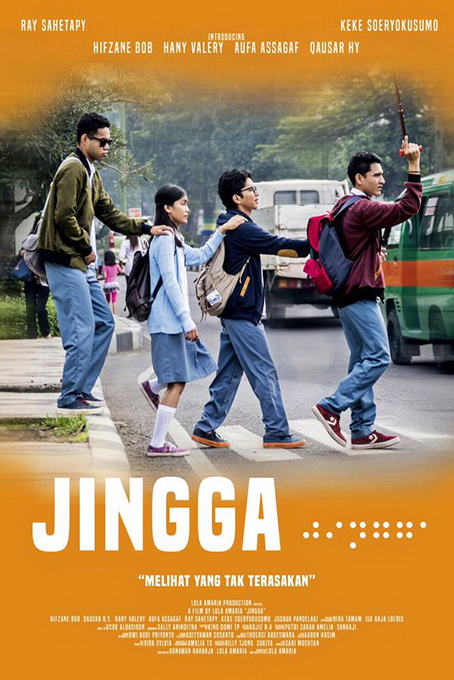 Jingga [2016 Indonesia Movie] Drama