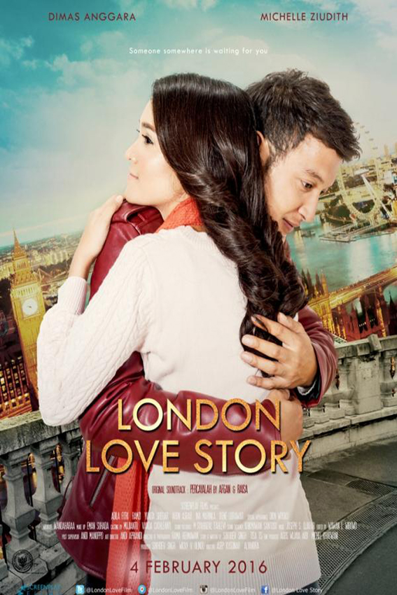 London Love Story [2016 Indonesia Movie] Romance, Drama