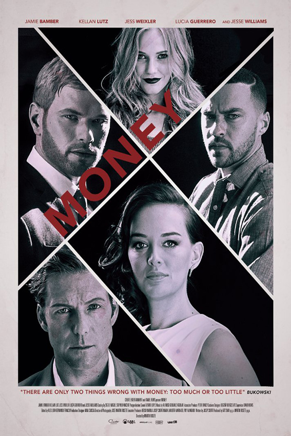 Money [2016 USA & Spain Movie] Crime, Thriller