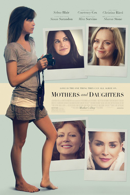 Mothers and Daughters [2016 USA Movie] Drama