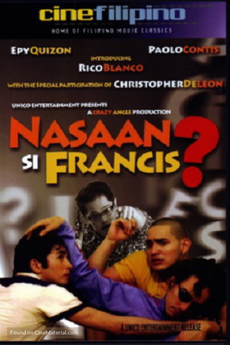 Nasaan Si Francis? [2006 Philippines Movie] Comedy
