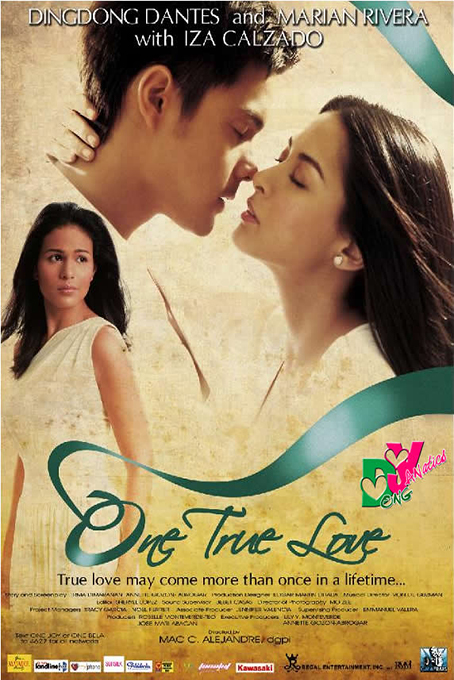 One True Love [2008 Philippines Movie] Drama, Mystery, Romance