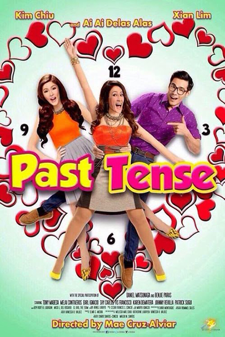 Past Tense [2014 Phillippines Movie] Comedy, Romance