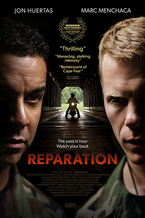 Reparation [2016 USA Movie] Drama, Thriller, Mystery