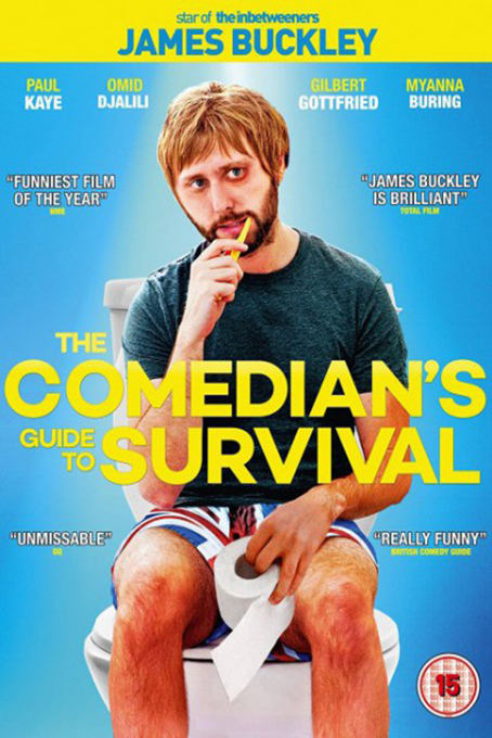 The Comedian's Guide to Survival [2016 UK Movie] Comedy