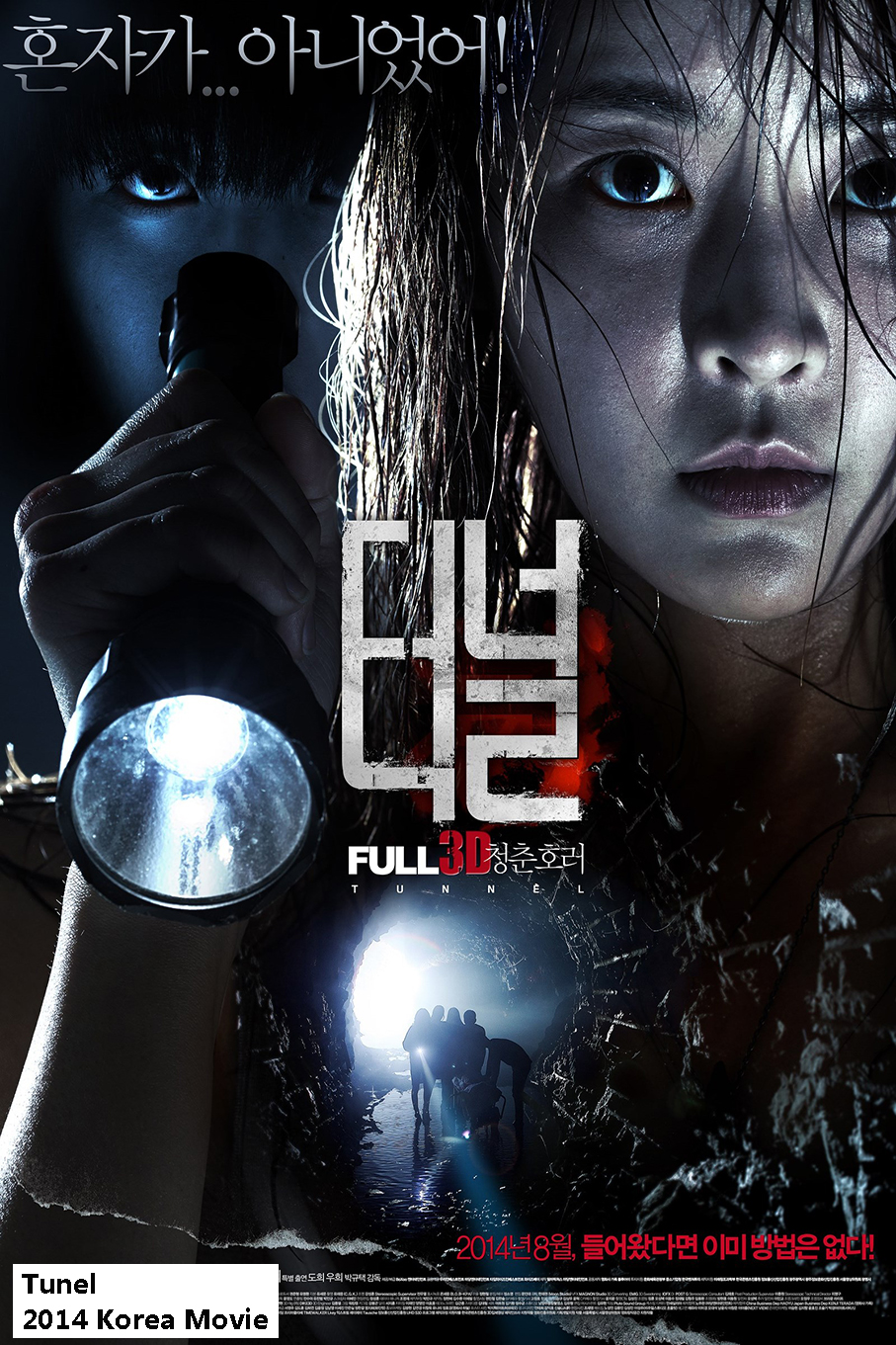 Tunnel [2014 Korea Movie] Horror