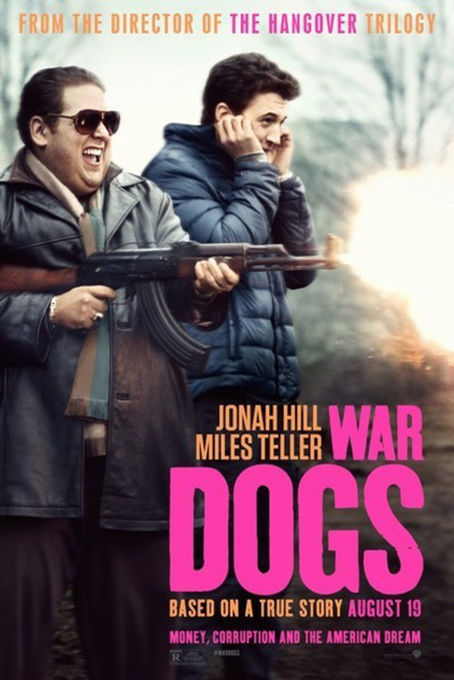 War Dogs [2016 USA Movie] Comedy, Drama, True Story