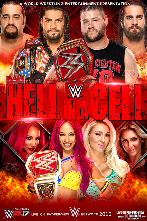 WWE Hell in a Cell [2016 USA Show] Sport