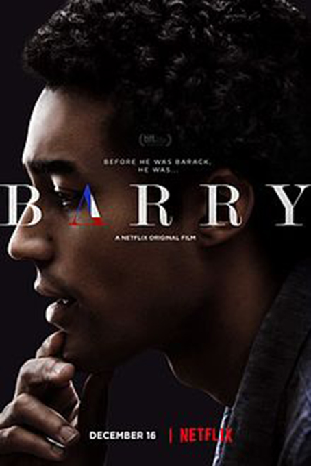 Barry  [2016 USA Movie] Drama ,Biography, True Story