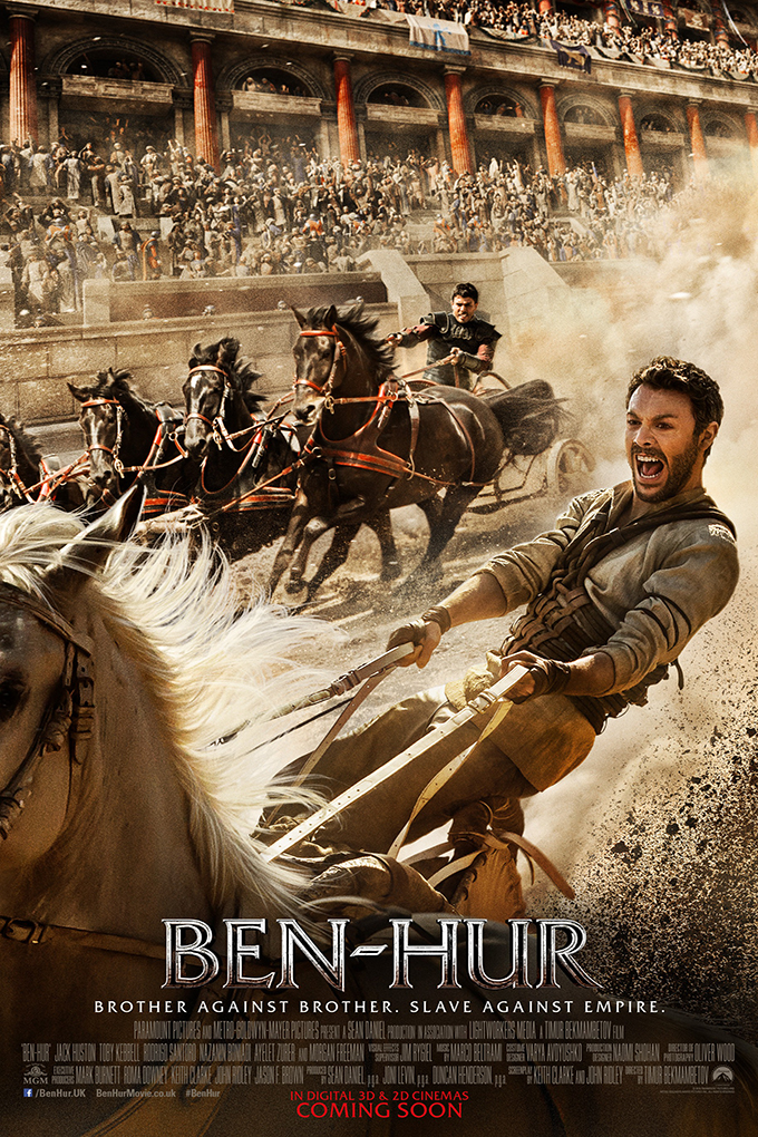 Ben Hur  [2016 USA Movie] Action, Adventure, Drama