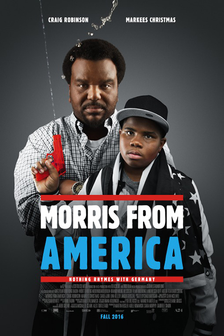 Morris From America [2016 USA & Germany Movie]  Comedy, Romance