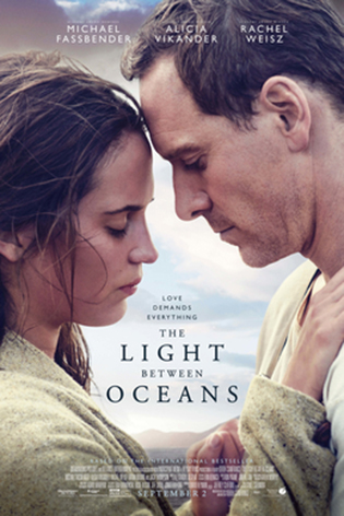 The Light Between Oceans [2016 USA, UK & New Zealand Movie] Drama, Romance
